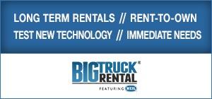 Big Truck Rental