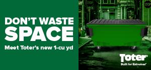 Waste quip
